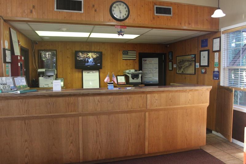 ABVI Front Desk