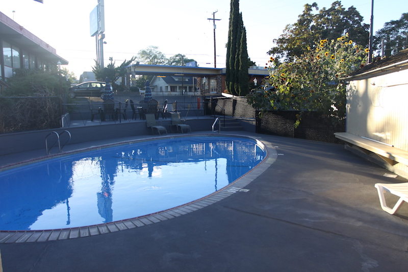 ABVI Outdoor Pool