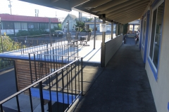 ABVI Outdoor Patio Area