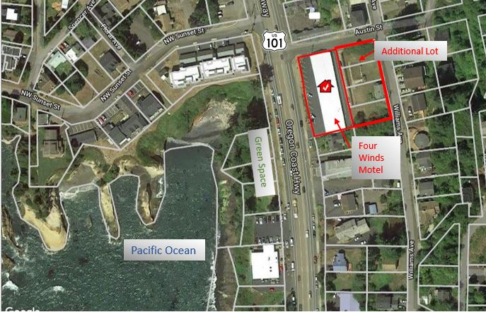 Pic of Tax Lot Map