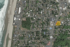 Lincoln City Land Locatioin Photo