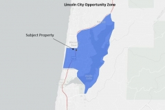 Lincoln City Land Opp Zone