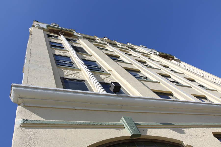 Redwoods Hotel, historic hotel for sale in Oregon