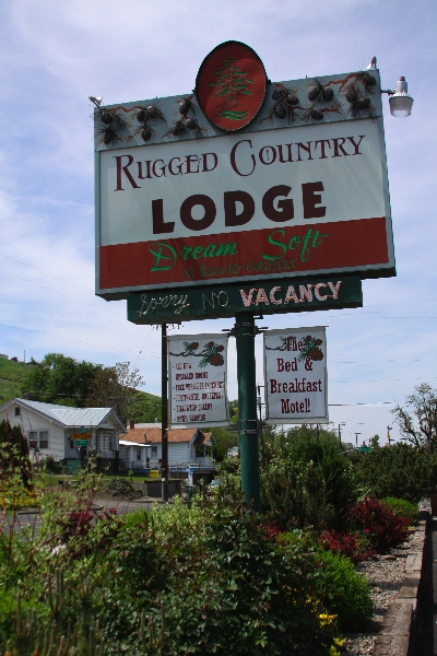 Rugged Country Lodge, motel for sale in Pendleton, Oregon